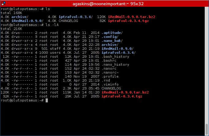 ls-output